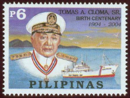 the admiral tomas cloma In 1909, admiral lǐzhǔn (李准) commanded a small-scale landing (over  the  first assertion was made in 1947 by tomás cloma, a philippine.
